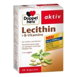 Lecithin And Vitamin B